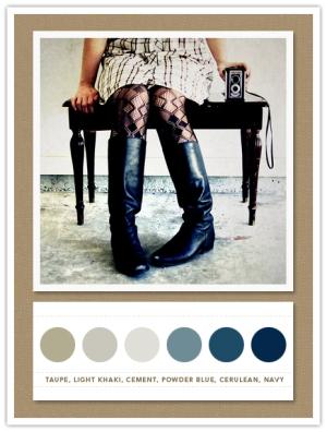 paleta de cores para decoracao