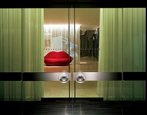 lobby hotel design Starck