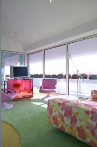 decoracao quarto rosa