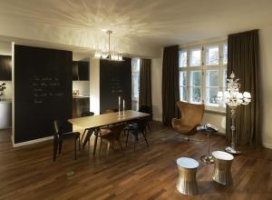 decoraçao moderna sala