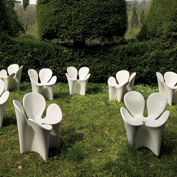 cadeira design flores