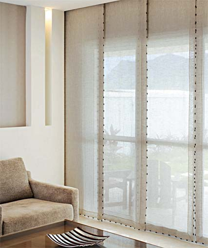 Cortinas – vestindo suas janelas  casa da idea