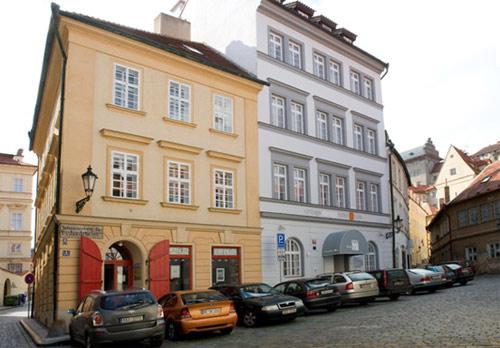 hotel design Praga