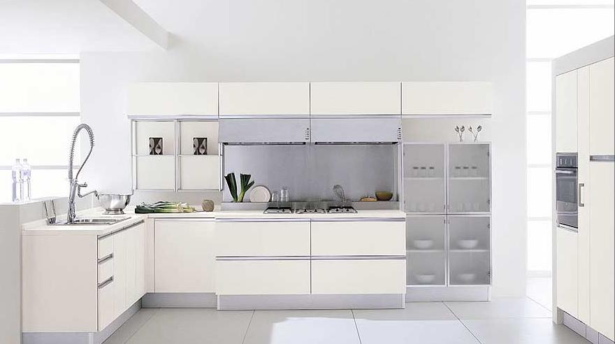 cozinha moderna branca
