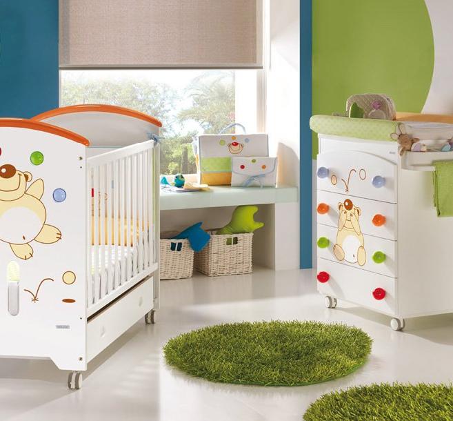 4 dicas teis para decorar o quarto do beb casa da idea - Comodas de bebe ikea ...