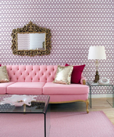papel de parede roxo
