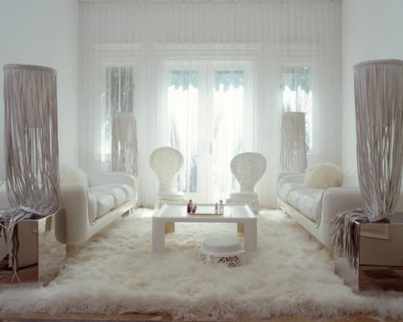 tapete branco