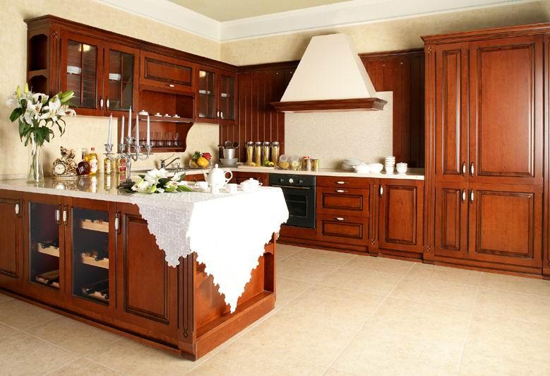 armario cozinha de madeira