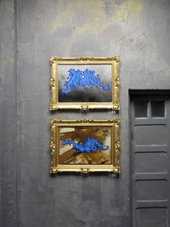 graffiti quadro