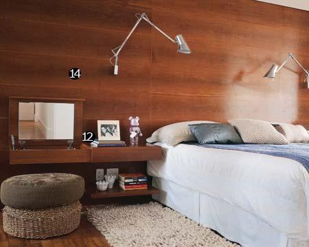 Residencia da Srta. Scarllat Parede-madeira-quarto-casa
