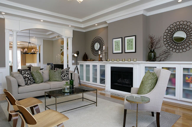 Grey Living Room Paint Colors