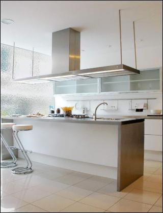 ilha de cozinha