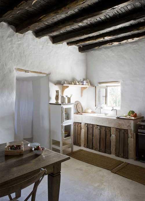 decoracao de interiores cozinha rustica:cozinha rustica