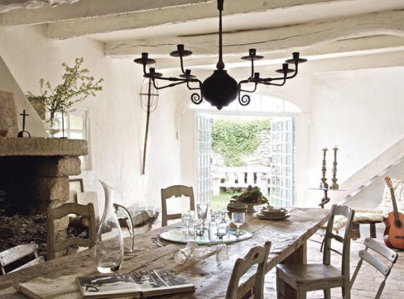 mesa de jantar madeira