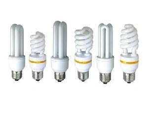 lâmpada fluorescente compacta
