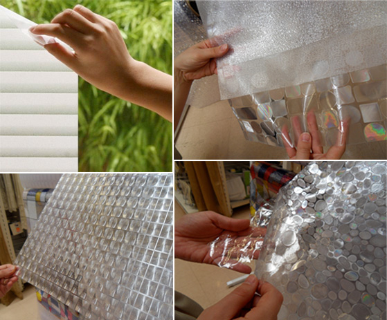 adesivo eletrostatico para janela