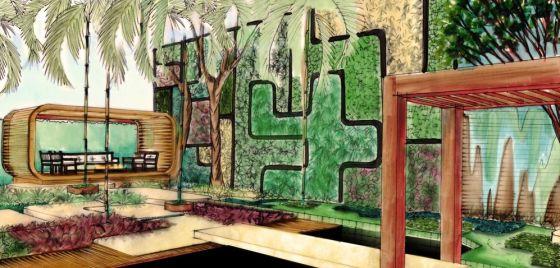 jardim vertical moderno:Casa da Id&a » Arquivos » Mostra Black: eu fui e gostei!