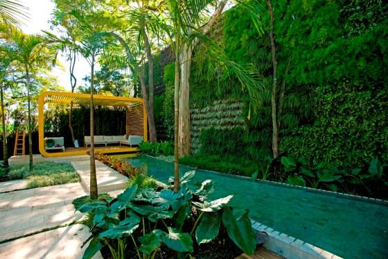 Jardim casa da idea