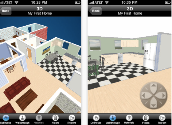 simulador de decoracao 3D