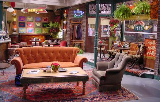 coffee house de friends decor