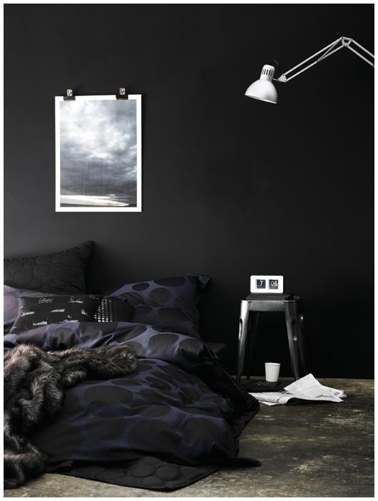 cama preta