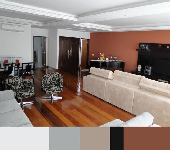 Sala De Tv Cinza E Branco ~ Casa da Id&a » Arquivos » Fazendo uma sala aconchegante