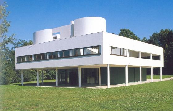 casa Le Corbusier