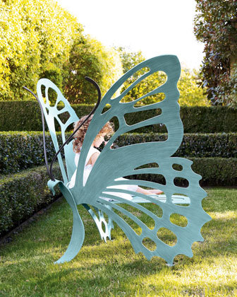 poltrona de jardim butterfly