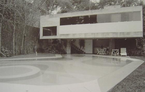 casa brutalista modernista