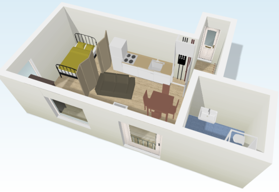 planejamento de decoração online