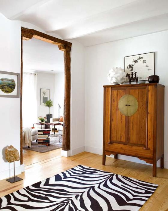 Apartamento pequeno e bem aproveitado com projeto moderno