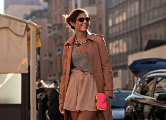 Cor rosa neon vale tanto para acessórios de moda quanto para móveis