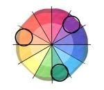 cores na decoração